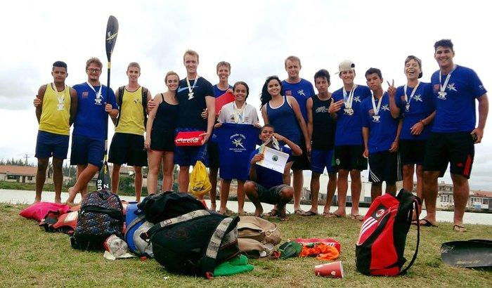 AECA rumo ao Campeonato Brasileiro de Canoagem Velocidade