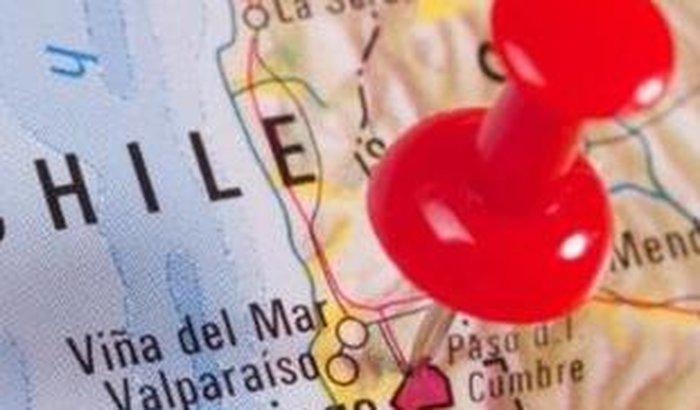 Voluntaria no Chile