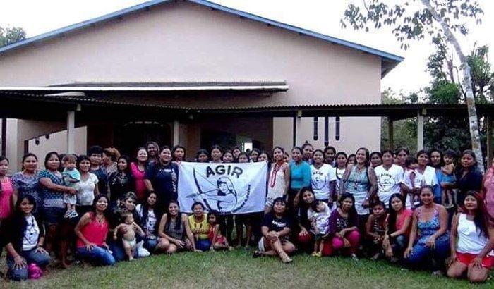 Campanha da Associação das Guerreiras Indígenas de Rondônia-AGIR