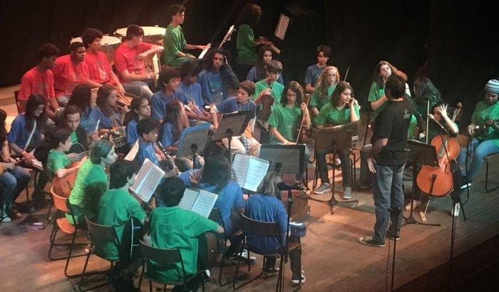 Orquestra da Paineira - IV Encontro de Orquestras Waldorf