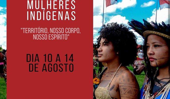 Ajude as Mulheres Indígenas de SP a irem pra Brasília