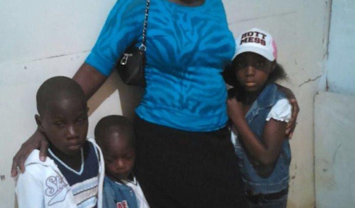 Encontro família Haitiana