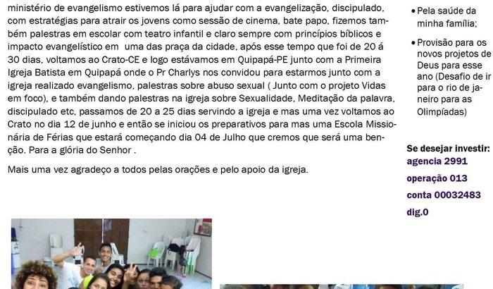 JESUS 4ALL-OLIMPÍADAS RIO DE JANEIRO 2016