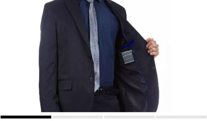 Comprar um terno para formatura