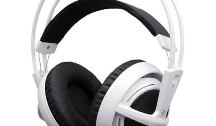 Wesley Machado x Headset Siberia v2 - White - SteelSeries