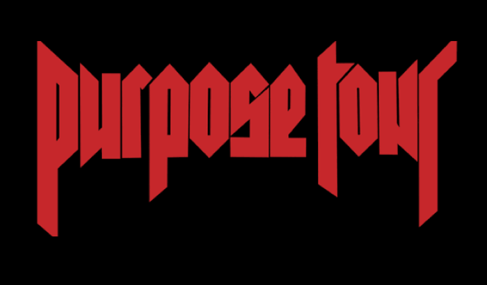 Purpose World Tour - Justin Bieber