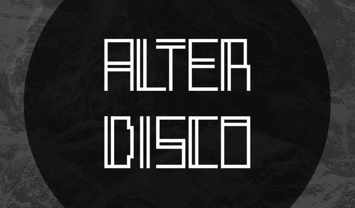 Alter Disco - Rubinskee