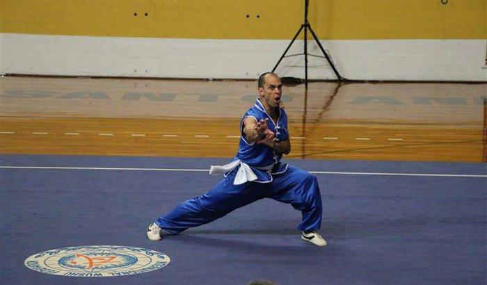 1° Sul Americano Kung Fu Tradicional