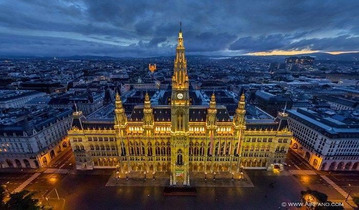 Mudar de mala e cuia pra Vienna!!!!