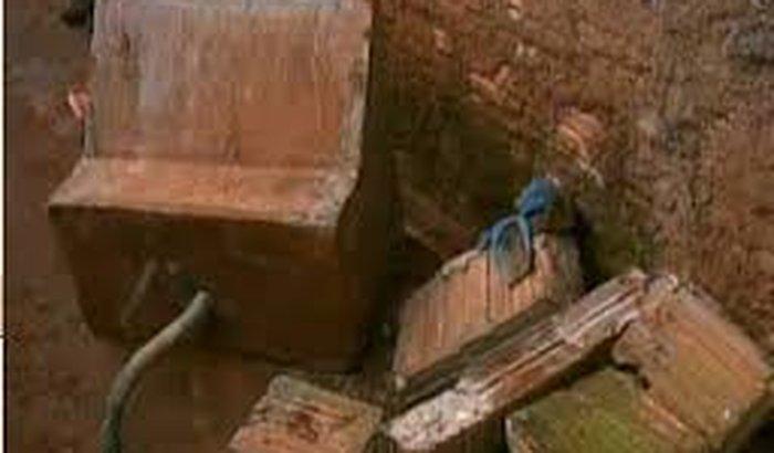 Projeto de segurança para tanque de concretoj