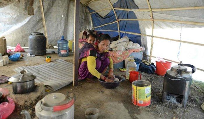 Brasileiras no Nepal