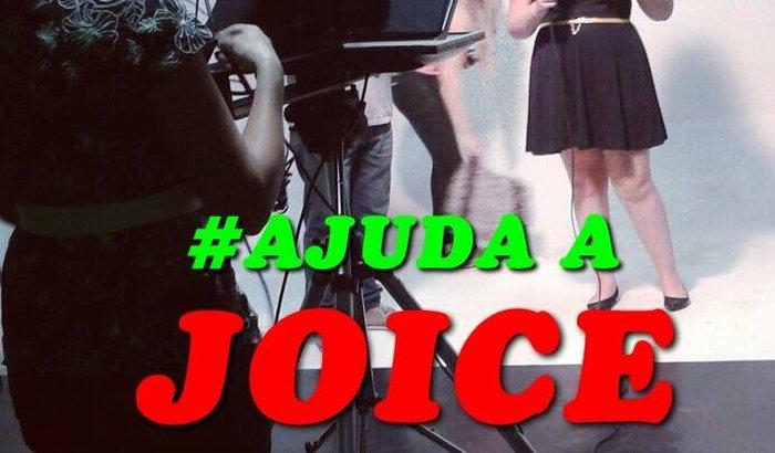 Ajude a Joice a continuar no Jornalismo