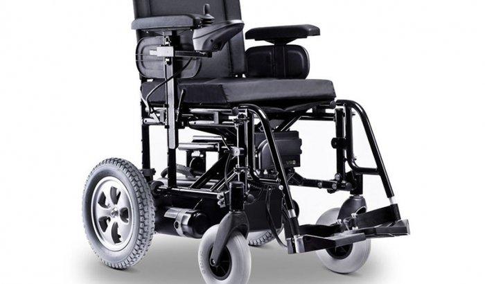 minha cdeira de rodas motorizada