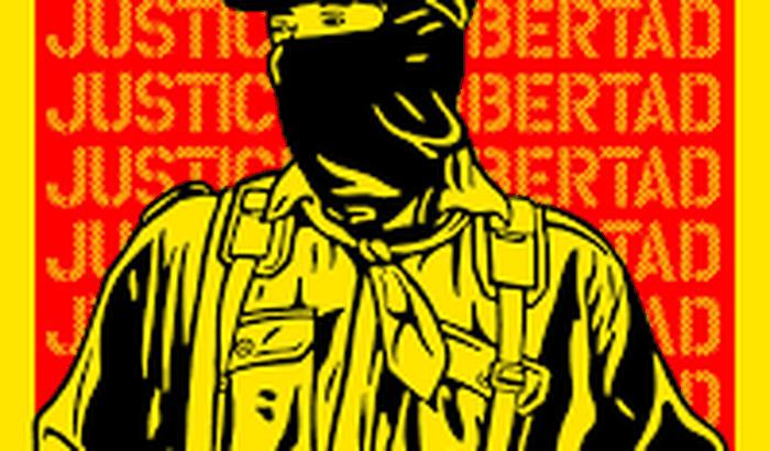 Rumo ao CompArte por La Humanidad - Viva o Zapatismo!!!