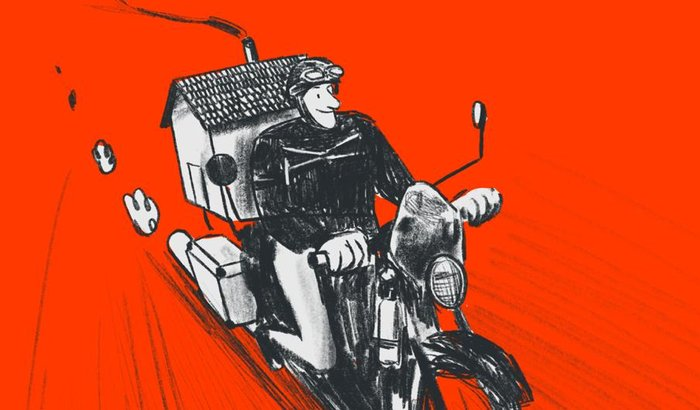 De moto do Brasil até o Quirguistão