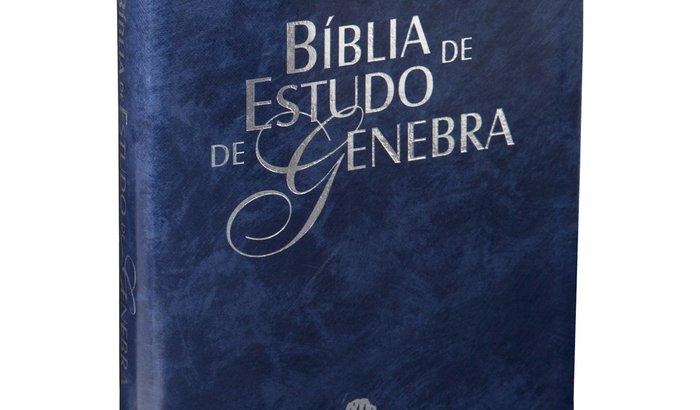 Minha primeira Bíblia de Estudo de Genebra