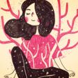 Thumb mulher fortalecendo a autoestima