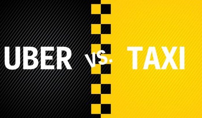 Acabar com conflito Uber x Taxi