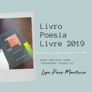 Cover sorteio do livro poesia livre 2019  1