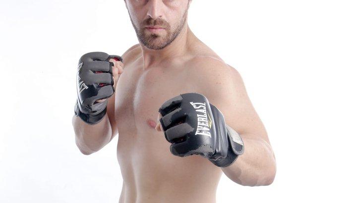 Ajuda de custos para Atleta de MMA