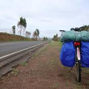 Cover viagem bike