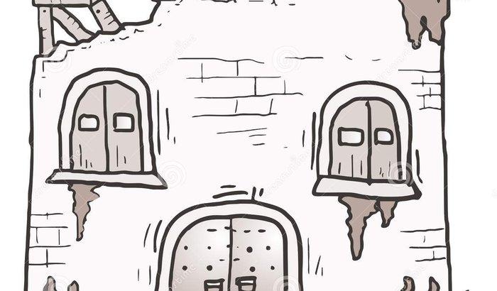 Reforma da casa da Vovó Maria