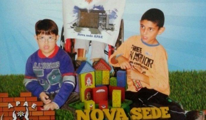APAE Cachoeirinha - Nova Sede