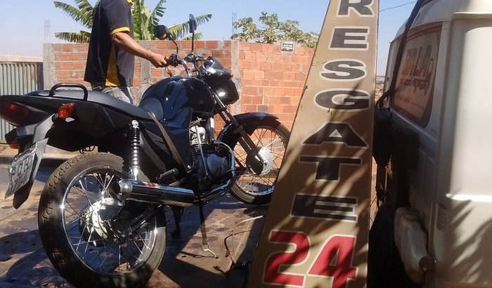 Ajuda ao motoboy Max