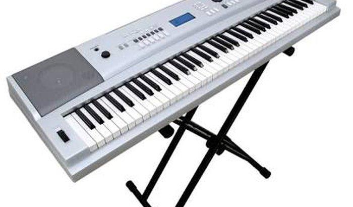 Preciso de um teclado para tocar na IGREJA
