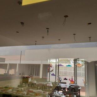 Cover teto sala de artes sem lumin rias