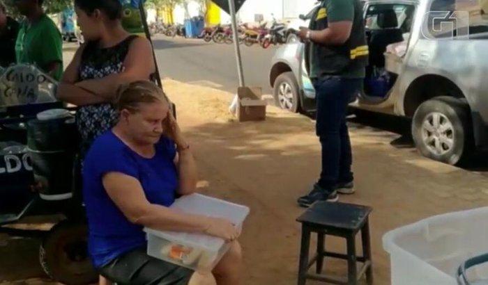Ajude Dona Raimunda que precisa recuperar o que perdeu