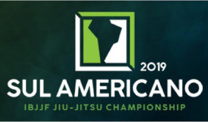 Campeonato Sul Americano de Jiu Jitsu
