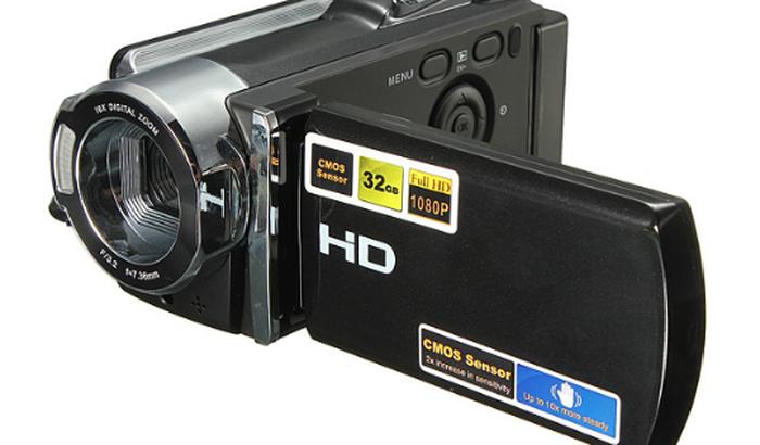 Camera para o Canal Vinicius de S9