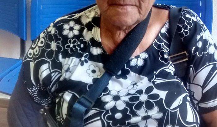 Ajude a Dona Lourdes