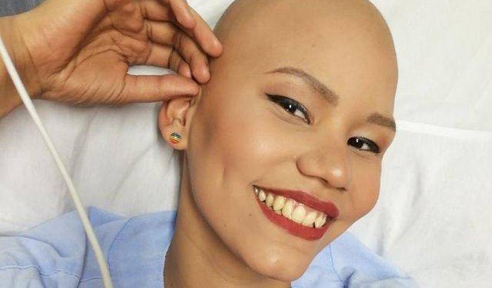 Arrecadar fundos para tratamento oncológico