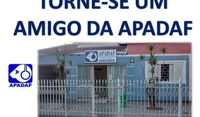 Ajude a APADAF - ASSOCIAÇÃO DE SURDOS DE FERNANDÓPOLIS E REGIÃO