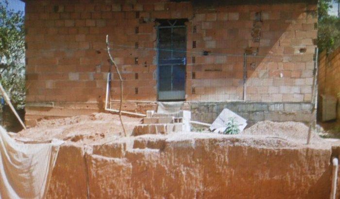 Construção e reforma da casa do meu pai