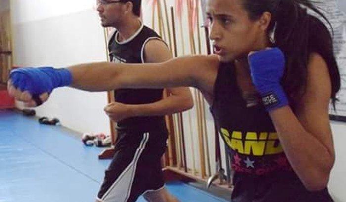 Beatriz Silva-Rumo ao Mundial Júnior de Boxe Chinês-Sanda