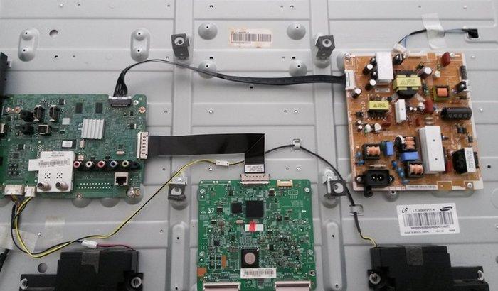 Ajuda para Conserto TV
