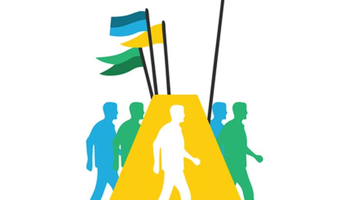 Alimentação da Marcha pela Liberdade em Goiânia