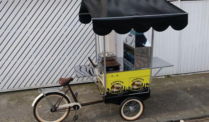 Bike Food para Trabalhar