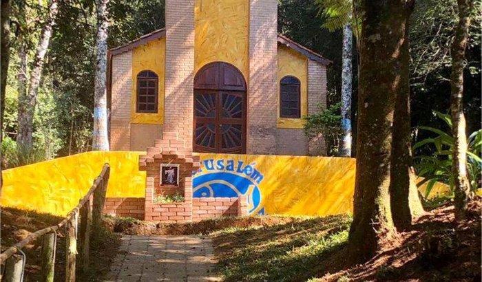 Bodas de Prata Marcos e Cláudia - Comunidade Neftai