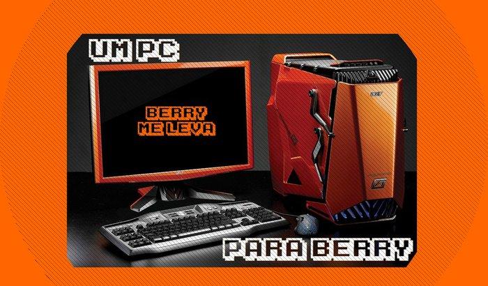 Um PC para ArpBerry