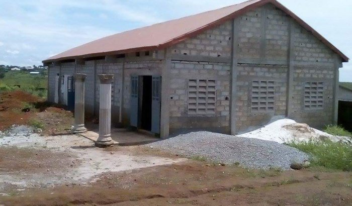 Igreja em Conakry