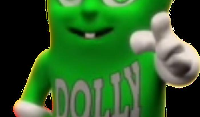 boneco dollynho