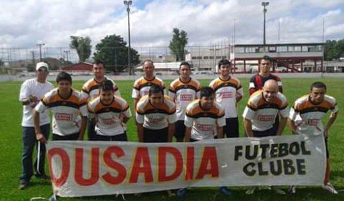 Ajudar clube amador de Curitiba