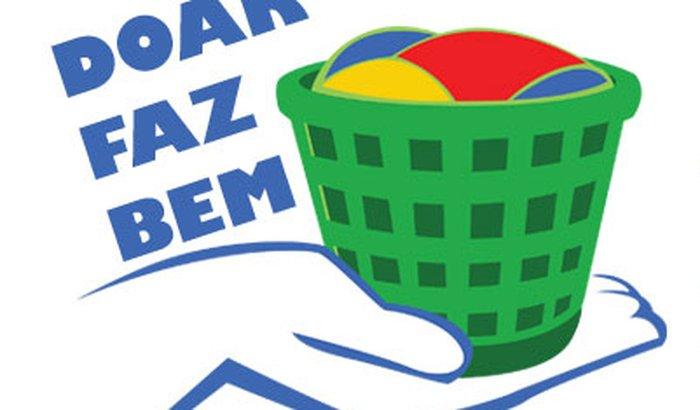 CAMPANHA: RECOLHENDO ROUPAS FEM OU MAS