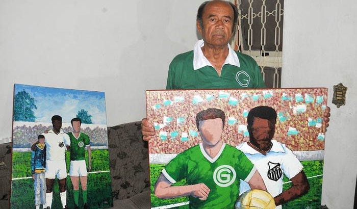 Ex Jogador Eraldo, 82 anos, esposa tambem adoecida