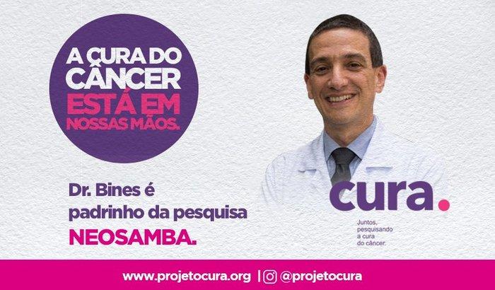 Juntos pela Cura - Dr. José Bines