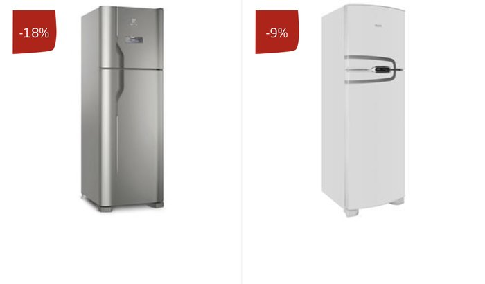 Uma geladeira para Eva